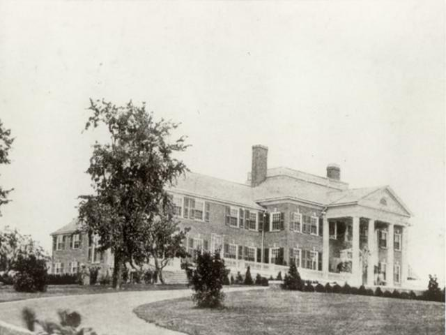 1 07 The property purchased by IMS was once a residence owned by William Gaston, a Boston lawyer.